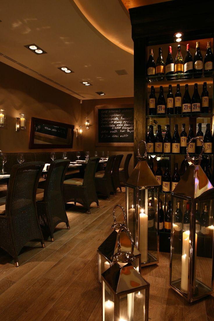21 Hungarian Kitchen http://21restaurant.hu/   Belső fotó #budapest #restaurant #21 #design