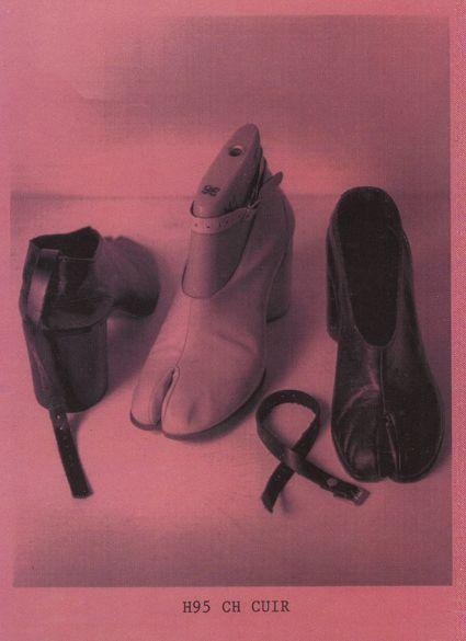 """Tabi Shoemaker"" - Maison Martin Margiela | StyleZeitgeist Magazine"