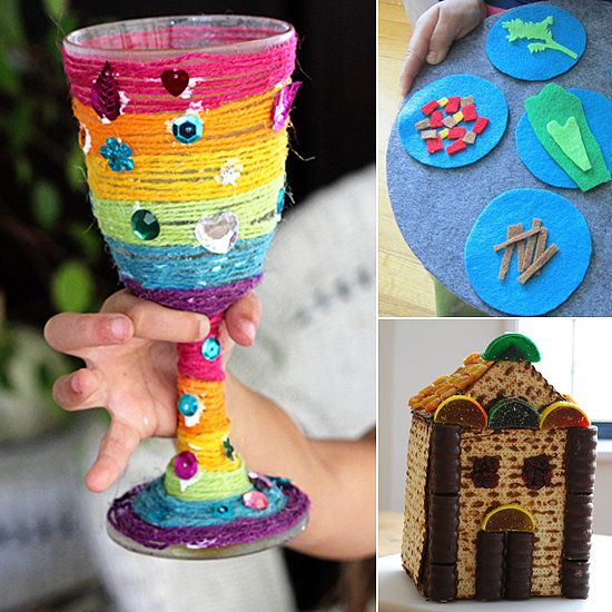 Passover Crafts For Kids - cute idea for the memorial