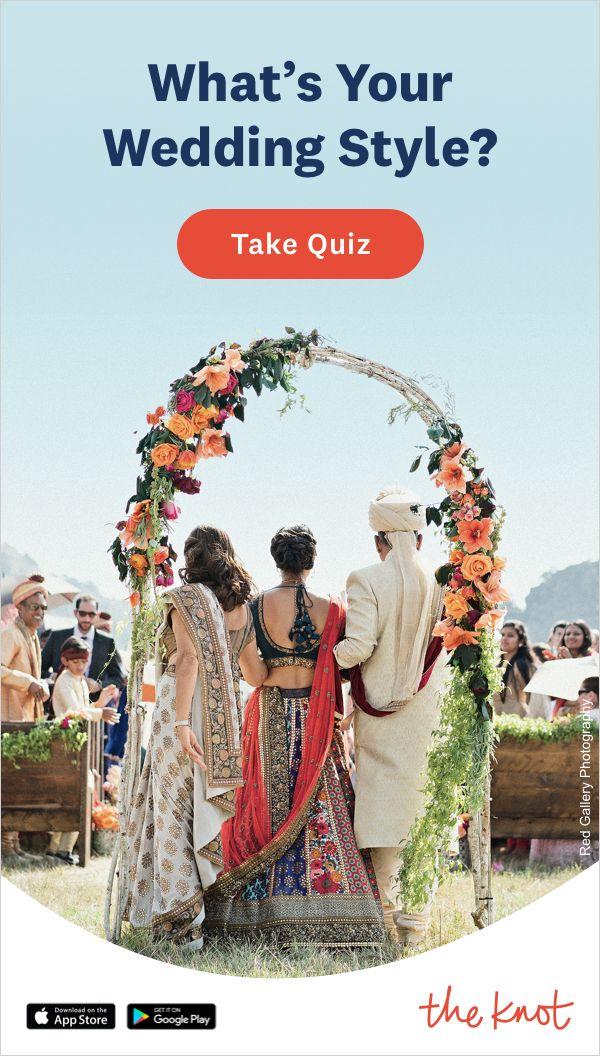 Wedding Style Quiz Couple Altar Wedding Styles Wedding Planning Wedding Planner