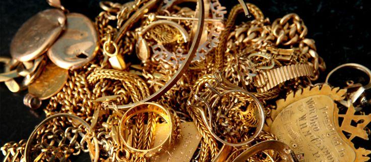 Αγορά χρυσού κοσμήματος