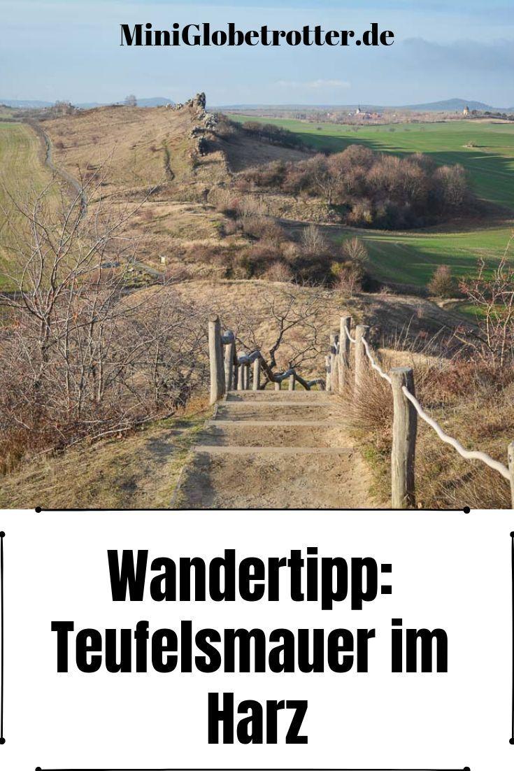 Wenn Gott und der Teufel die Welt unter sich aufteilten: Gehen Sie entlang der Teufelsmauer   – Reisen, Wandern & Trekking   Travel & Hiking