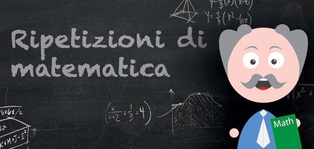 Ripetizioni di matematica, l'app per gli studenti delle superiori