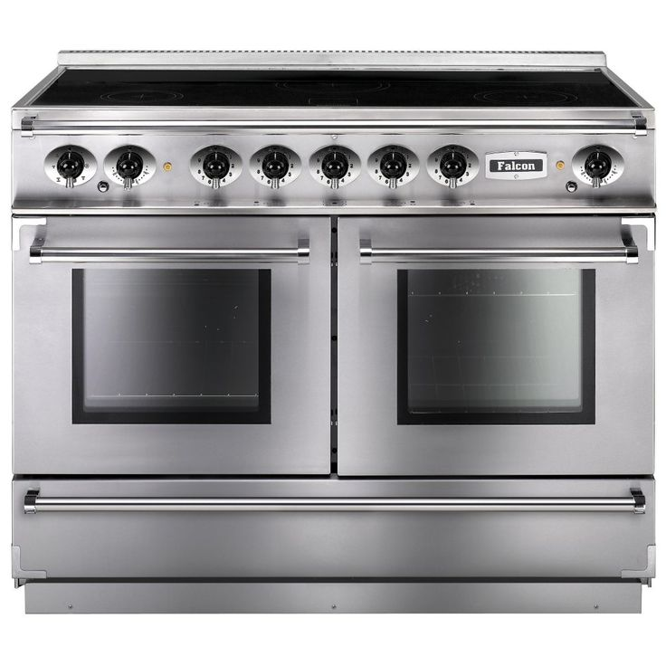 Falcon Continental 1092 All Electric Induction Range Cooker  FCON1092EISS/C-EU