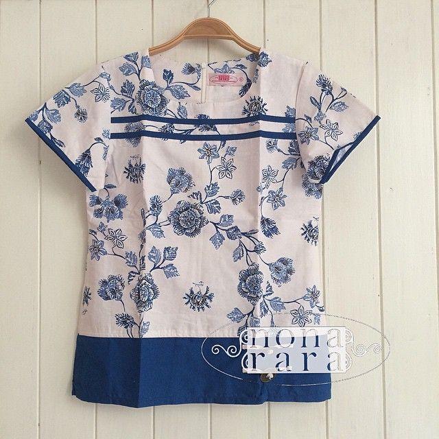 B231217 - IDR295.000 Bustline: 88cm Fabric: Batik Encim Pekalongan
