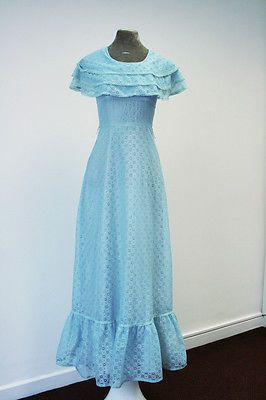 Vintage, baby blue, lace ... from £0.99