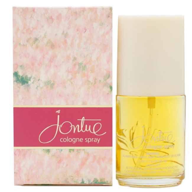 """Jontue perfume  I have been wearing this, and only this, since the 7th grade!  I still get compliments EVERYDAY about how """"good"""" I smell - even from strangers! :[)"""