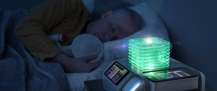 News - More effective than the Vulcan nerve pinch, the Star Trek White Noise Sleep Machine is coming soon from ThinkGeek. StarTrek.com has an exclusive First Look at the device.