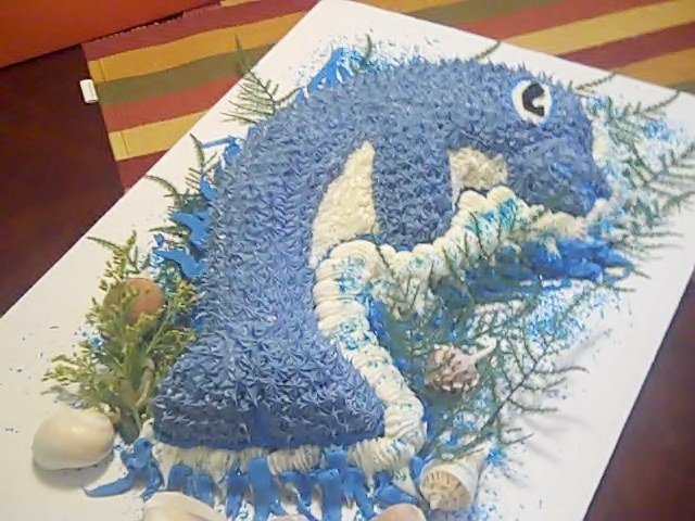 1000  ideas about dolphin birthday cakes on pinterest