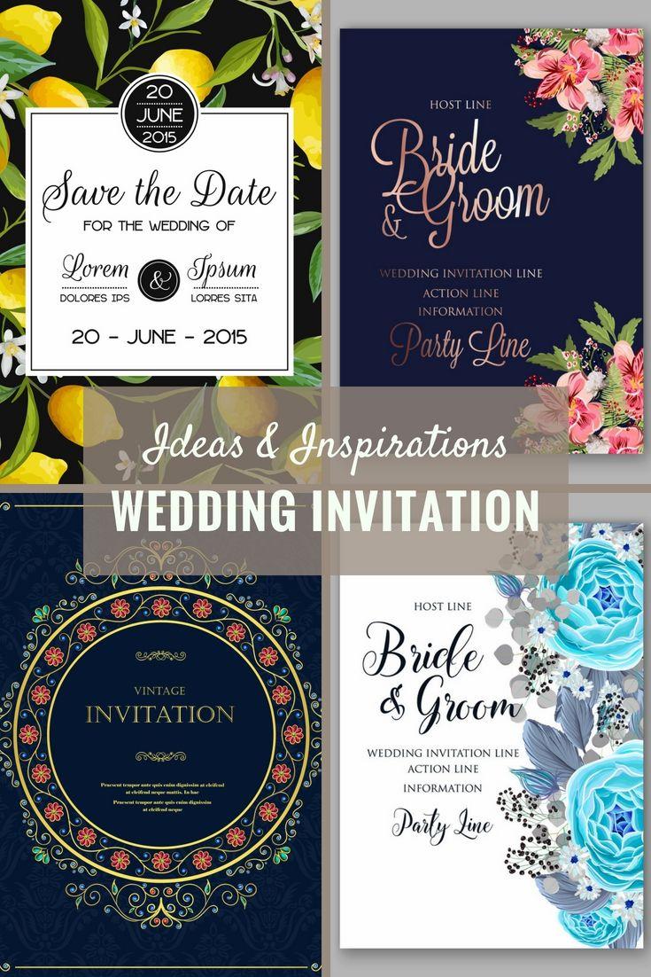 Soft Floral Wedding Invitation Template Greetings Island Floral Wedding Invitations Printable Free Printable Wedding Invitations Free Wedding Invitation Templates