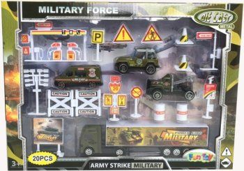 Набор военной техники - Купить наборы спецтехники, набор ферма, набор пожарная машина для детей по низким ценам - Интернет-магазин игрушек Головастик