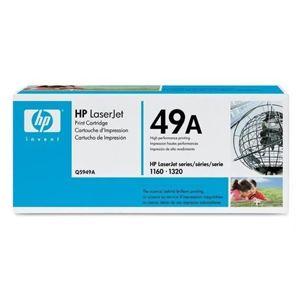 HP Toner Cartridge – Black; 49A