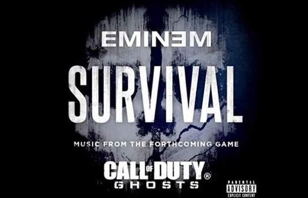 Discount on Eminem's Latest Album With a Call of Duty: Ghosts Pre-Order