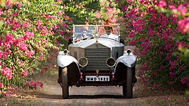 The Maharajas' Motor Car: The Story of Rolls-Royce in India