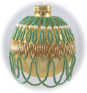 298 best ORNAMENT COVERS 2 NNP images on Pinterest  Beaded