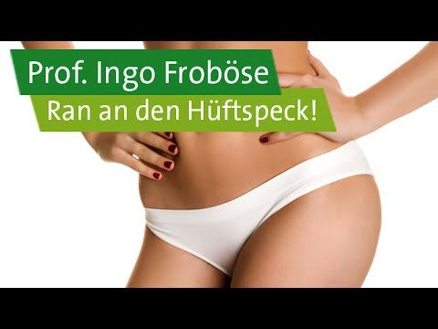 Hüftspeck wegtrainieren - Prof. Ingo Froböse - YouTube