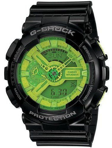 Casio GA110B-1A3 Hyper Color Exclusive G-Shock Watch Casio. $195.00