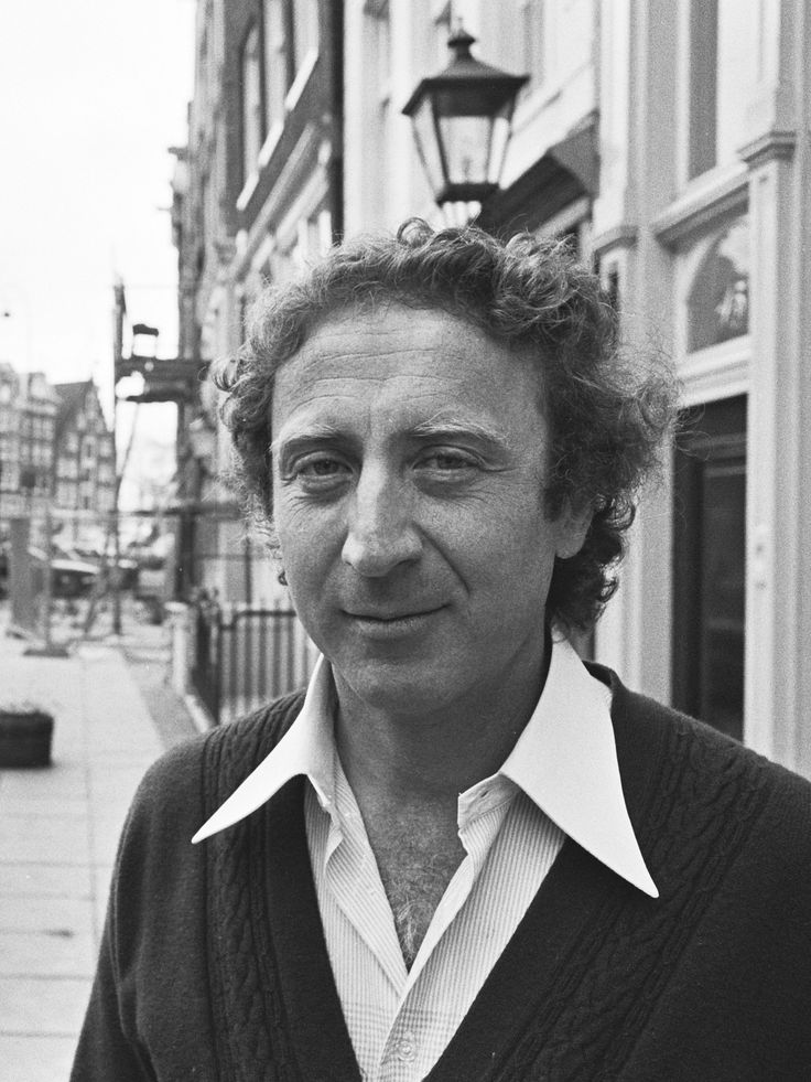 Jerome Silberman, known professionally as Gene Wilder (born June 11, 1933 in Milwaukee, Wisconsin), is an American stage and screen comic actor, director, screenwriter, author, and activist.