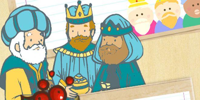 Crea carta a los reyes magos con el smartphone en mano http://j.mp/1VqUkKN    #Android, #App, #CreaCartaALosReyesMagos, #DíaDeRosca, #Noticias, #Tecnología
