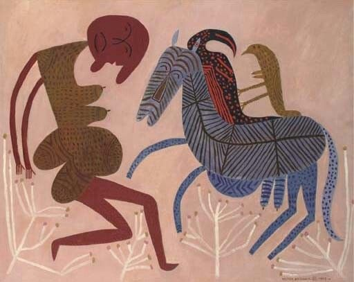 Mythologie des Arcanes, 1962