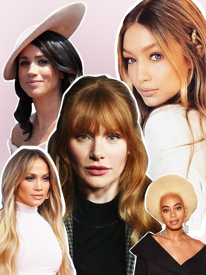 Its Official These Are The 7 Biggest Hair Color Trends For Summer