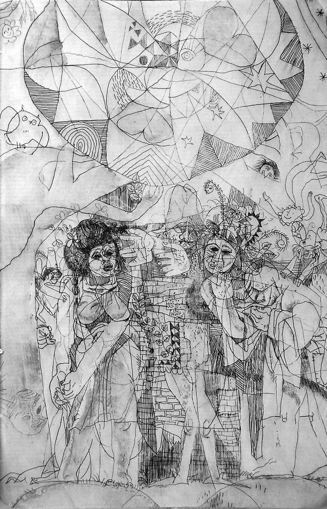Ádám Würtz – Szentivánéji álom VI, 1972