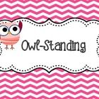 I don't usually use behavior charts, but how cute is this owl themed one? Trying it out this year :) Chevron Behavior Chart Owl Theme - Clip System