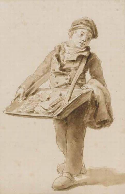 WILLEM PIETER HOEVENAAR, DUTCH 1808-1863