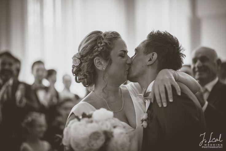 {Elodie et Florent} Mariage chic . Photo J.Leal