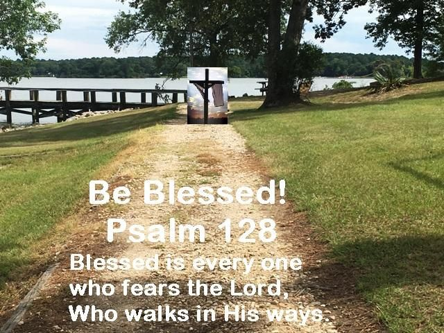 God Morning from Trinity,TX Today is Tuesday July 11, 2017 Day 192 on the 2017 Journey Make It A Great Day, Everyday! Be Blessed! Today's Scripture:Psalm 128 https://www.biblegateway.com/passage/?search=Psalm+128&version=NKJV When you eat the labor of your hands, You shall be happy, and it shall be well with you...Inspirational Song https://youtu.be/0A8bbXdxTac
