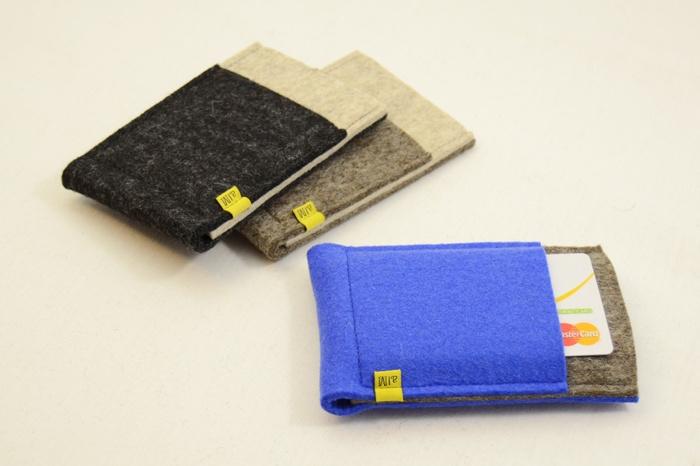 Pocket Wool iPhone 5 Case