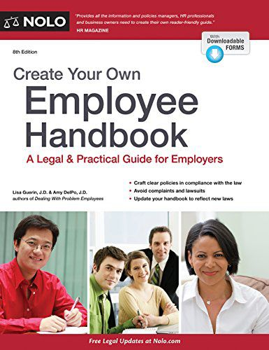 how to create a training manual for employees