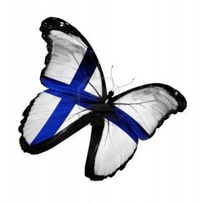 Finnish butterfly