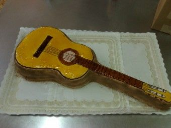 83 best images about instrumentos on Pinterest Cake ...