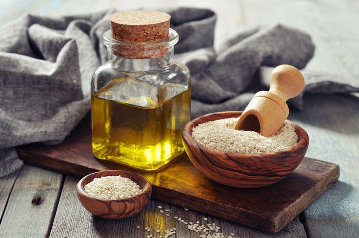 Les bienfaits minceur de l'huile de sésame