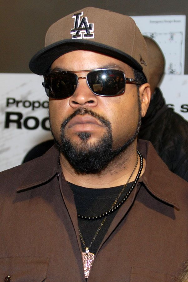 Ice Cube is a Muslim