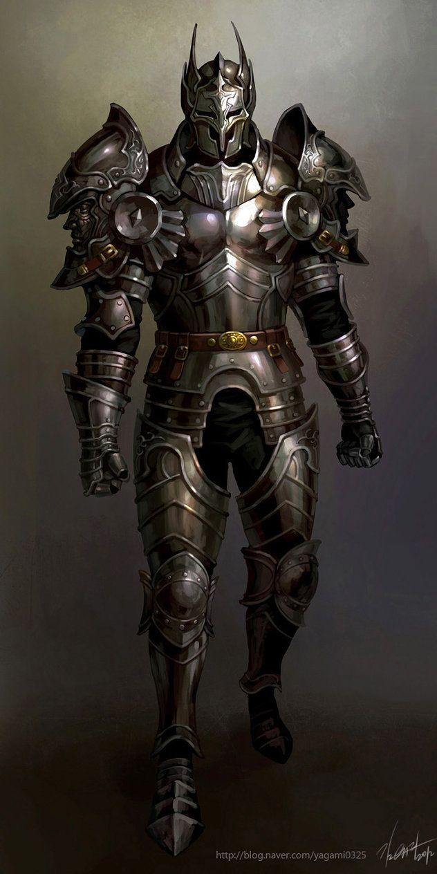 Knight by *GoddessMechanic on deviantART