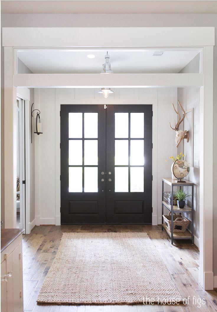 Modern Double Front Doors best 25+ farmhouse front doors ideas only on pinterest | farmhouse