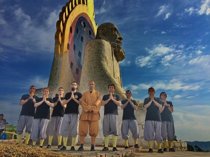 Shaolin Temple Athens | China trip 2016