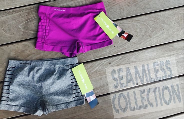 Pure Lime seamless collection provides many benefits, style being just one. It offers exceptional comfort, a lightweight fit and a flattering look.