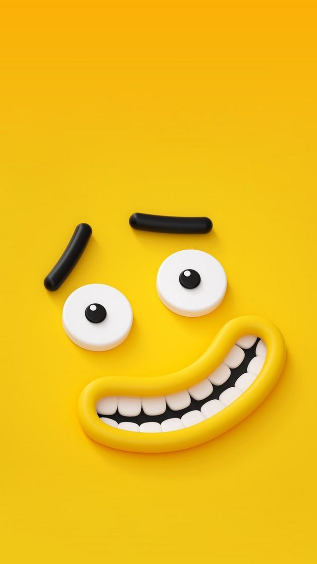Cartoon Faces wallpaper 4 1 in 2019 Funny iphone