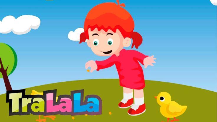 Bate vântul frunzele - Cântece pentru copii | TraLaLa