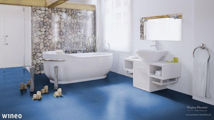 Według jakich kryteriów dobrać podłogę do łazienki?