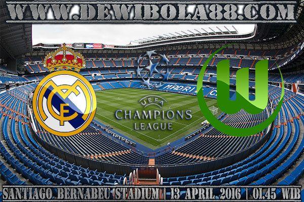 Prediksi Real Madrid vs Wolfburg 13 April 2016  #dewibet #dewibola88 #agenjudionline #bettingonline #sportbook #casino #bolatangkas #togel #sabungayam #kartucapsa #poker #dominoqq #ceme #slotgames #agenjuditerpercaya #agenterpercaya