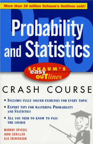 The 57 best ebooks images on pinterest pdf manual and reading download schaums easy outline of probability and statistics pdf fandeluxe Image collections