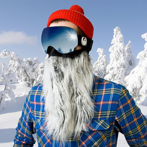 Beardski masks. Click this link, not the picture link>>> http://www.beardski.com/  Also, those Dragons are radtacular.