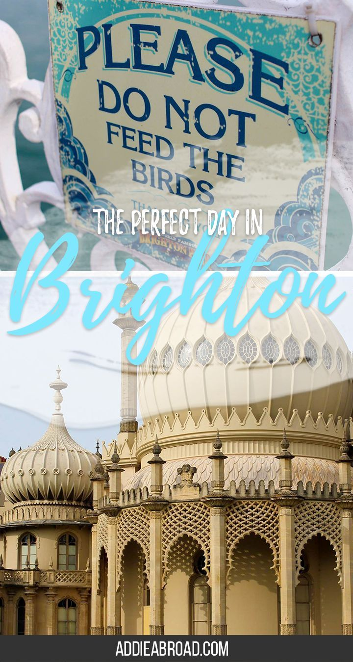Want to know how to spend the perfect day in Brighton? Look no further! This popular London day trip is a great escape. • What to do in Brighton, England