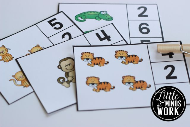 All About Numbers! {freebie too}