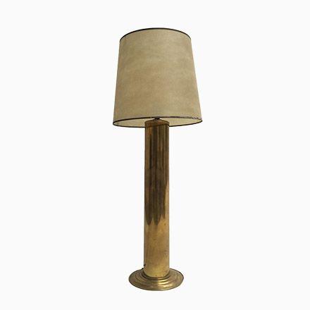 Mid Century Messing Stehlampe, 1960er | Stehleuchten | Pinterest