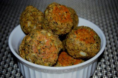Meatless (lentils and rice) Meatballs
